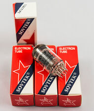 1 x ECC83 - 12AX7LPS SOVTEK valvula nueva new tube röhre tested