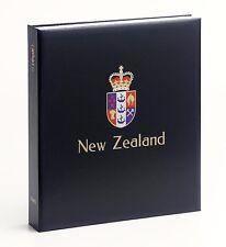 DAVO Luxe Hingless Album New Zealand I 1855-1967