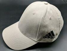 ADIDAS beige adjustable cap / hat - 100% cotton *NEW*