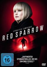 Red Sparrow - Jennifer Lawrence - DVD - Vorverkauf 19.07.2018