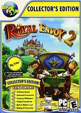 Royal Envoy 2 Collector's Edition (PC, 2013) NEW