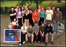 Liechtenstein 2002 NASA Space Technology, Maximum Card #C38800