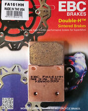 EBC/FA161HH Sintered Brake Pads (Rear) - Kawasaki ZXR400 (ZX400L1-L9) 91-03