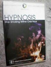 Hypnosis -stop Smoking Within One Hour -educational DVD Series Region 4