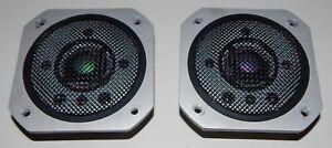 Vintage Yamaha NS-1000M Pair Beryllium Dome Tweeter JA-0513 Speaker NS-1000
