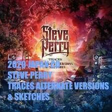 2020 JAPAN CD STEVE PERRY Journey  TRACES ALTERNATE VERSIONS & SKETCHES