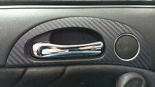 ALFA ROMEO 147 GT ADESIVI STICKER DECAL ISOLA LEVA TWEETER CARBON LOOK COVER