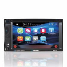 "Blaupunkt Miami 620 2-DIN Car In-Dash DVD Bluetooth Receiver w/ 6.2"" Touchscreen"