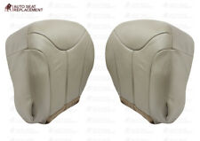 2000 2001 2002 GMC Yukon XL-1500-2500-SLT Driver-Passenger Bottom Seat Cover Tan
