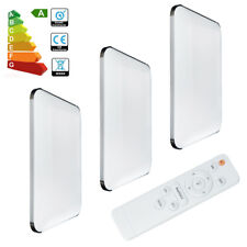 UK 96W Dimmable Remote Controll LED Ceiling Down Light Wall Bedroom Living Room