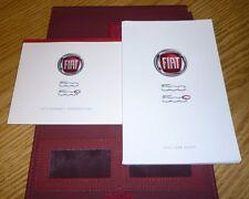 fiat 500 owners manual ebay rh ebay ie fiat 500 lounge user manual fiat 500 pop user manual