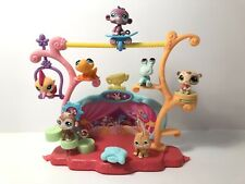 Littlest Pet Shop Tricks And Talents Show Playset With Pets