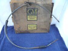 NOS Rear Brake Cable 1953-1954 Chevrolet 3/4 Ton Truck Emergency Park Parking GM