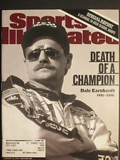 SPORTS ILLUSTRATED Death of a Champion  Dale Earnhardt  Feb 26, 2001