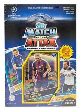 2016-17 Topps Match Attax Trading Card Game UEFA Champions League Starter Box
