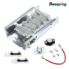 279838 Dryer Heating Element & 279816 & hermostat 3392519 dryer fuse Combo Pack