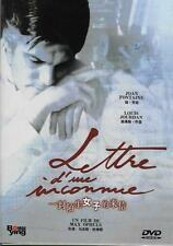 Lettre D'Une Inconnue AKA Letter from an Unknown Woman DVD Joan Fontaine NEW R0