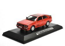 Audi Quattro red Atlas DieCast Model car 1/43 new and box