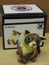 Harmony Kingdom Pot Bellys Alfalfa trinket box in orig box with insert card