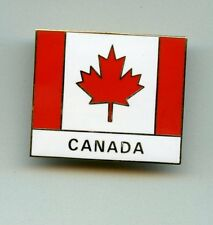 1997 Disney Epcot World Showcase Canada Flag Pavilion Cast Framed Set LE Pin