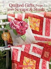 Quilted Gifts from Your Scraps & Stash, Annie's, Good Condition, Book