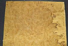 Myrtle Burl Raw Wood Veneer Sheet 15 X 16 Inches 150th 7655 37