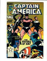 Captain America 1968 series # 295 comic book VF condition