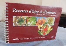 Recettes D'Hier & D'Ailleurs Besançon cuisine gastronomie régionalisme NEO 2005