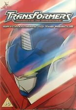 Transformers: Robots In Disguise- Spychangers To The Rescue - DVD (Free UK Post)