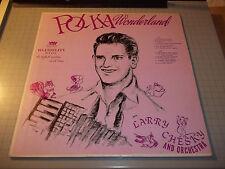 Polka Wonderland Larry Chesky and Orchestra Rare Hi-Fidelity LP Rex Records
