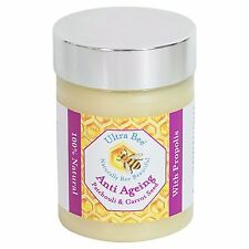 100% Natural Anti Ageing Face Balm Honey,Patchouli, Carrot Seed & Jojoba 100ml