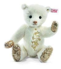 ❤️STEIFF Lumia Teddy Bear Alpaca ~ New ~ Boxed  EAN 035272 Limited Edition COA❤️