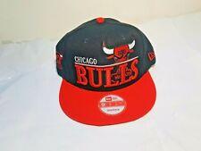 New Era Chicago Bulls 9 Fifty Fit Original Snapback Gorra de baloncesto