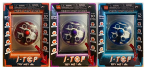 I-Top Spinner assorted models and variety colours