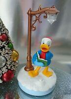 Hallmark Disney Christmas Carolers Jolly Donald Duck With Music, Light & Motion