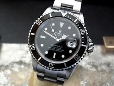 Collector Condition 2004 Rolex Oyster Submariner 16610 Investment Watch