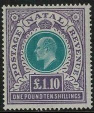 Natal 1902-1903 SC 97 Mint