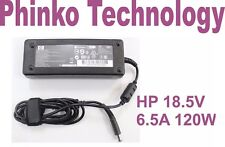 Original 18.5V 6.5A 120W Laptop AC Adapter Charger HP Pavilion DV2 DV3 DV4 DV7