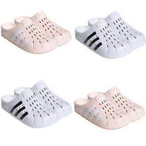 Adidas Mens Clog Adilette Slippers Slides Clog Summer Casual Shoes Beach Sandals