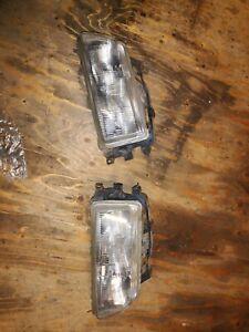 Honda Civic EF Sedan Glass Headlights EDM
