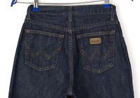 Wrangler Damen Lucy Gerade Slim Jeans Größe UK: 10 (W26 L32) APZ1217