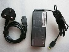 LENOVO 90W AC Adapter Laptop Charger ADLX90NCC3A / SA10M42797 / 01FR052 20V-4.5A