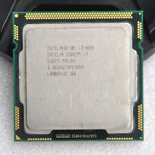Intel Core i7-880 Quad Core 3.06GHz 8 MB Socket LGA1156 95 W slbps B1 45 NM CPU
