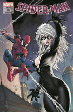 SPIDER-MAN (2016) 6 deutsch VARIANT lim.333 Ex. BLACK CAT Amazing MICHAEL TURNER