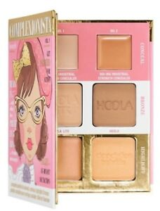 BENEFIT The Complexionista Vol.1 Palette to CONCEAL, CONTOUR, HIGHLIGHT & BRONZE