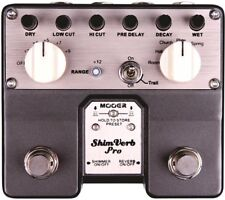 Mooer Shimverb Pro Twin Dual Reverb Gtr Effects pedal TVR1 6943206791010 NEW