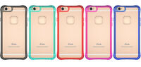 iPhone 6s & 6 Case Luxury Ultra Slim Hybrid Shockproof Silicone Clear Cover New