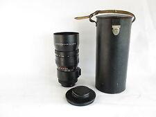 Per Pentacon Six Pentacon 4/300 obiettivo Lens 19 BLADE + CAPS