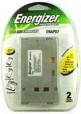 Energizer Adapter Charger Plate for Fuji NP 40, 60, 80, 100 & 120 Camcorders