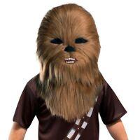 Rubies Star Wars Chewbacca Head Mask Maskimal Costume Party Halloween Adult Teen